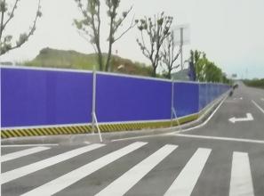 上海围挡板